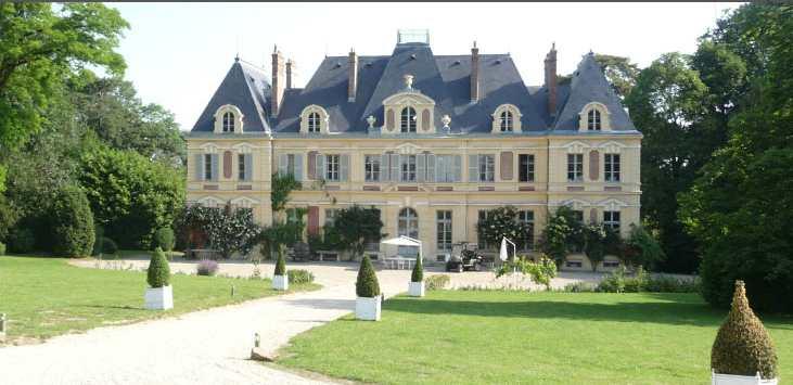 Chateau du fay